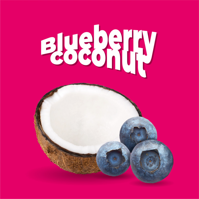 Blueberry Coconut