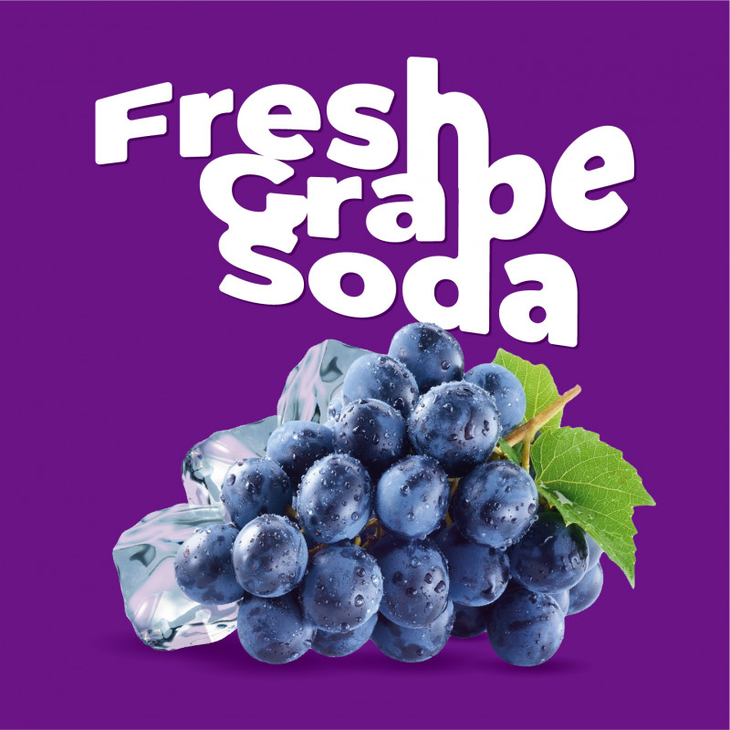 Vollspektrum Fresh Grape Soda
