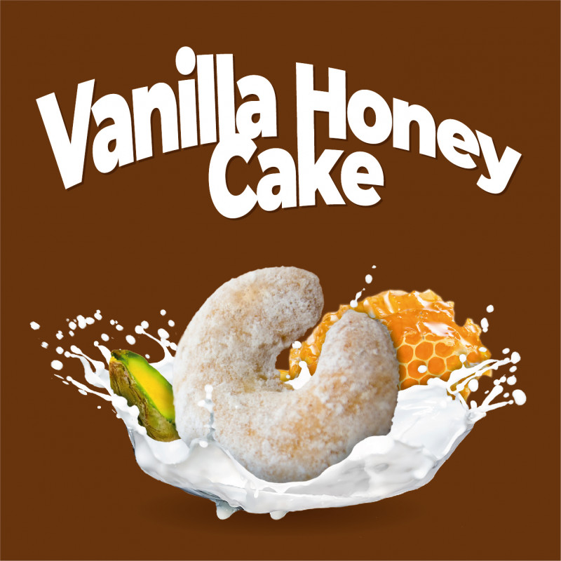 Vanilla Honey Cake
