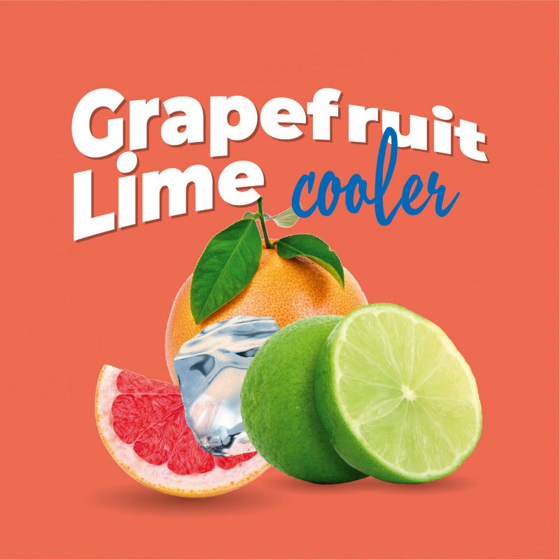 Vollspektrum Grapefruit Lime cooler